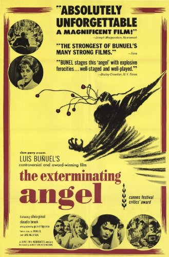 The Exterminating Angel Poster Movie 11 X 17 Inches 28cm X 44cm