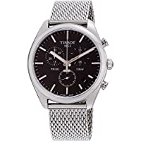 Tissot Men's PR 100 Chronograph - T1014171105101 Silver/Grey One Size