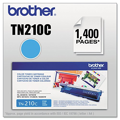BRTTN210C - Brother Toner Cartridge (Tn 210 Brother)
