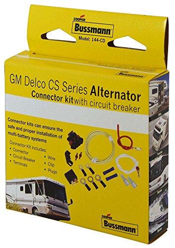 Bussmann RB Delco Cs Series Alternator Connector Kit For Gm ()