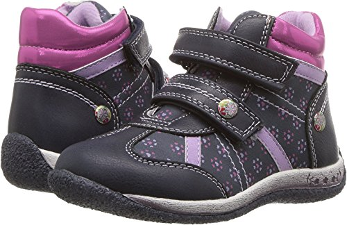 Price comparison product image Beeko Baby Girl's Margo II (Toddler/Little Kid) Navy Shoe