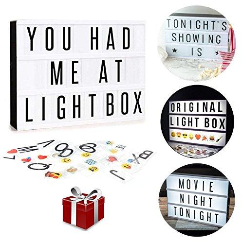 Led Light Show Box