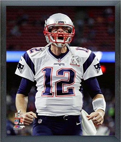 Tom Brady New England Patriots Super Bowl LI Photo (Size: 12
