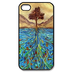 Yo-Lin case FXYL264289Love tree,love spirit protective case For Iphone 4 4S case cover