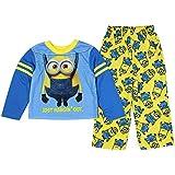 Despicable Me Boys Minion Pajama Set