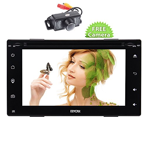 GPS Car Stereo with 6.2inch Multi-Touchscreen Car: Amazon.co.uk: Electronics
