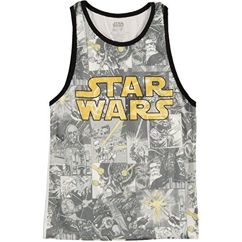 Star Wars Sublimated Comic Tank
