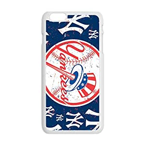 BYEB Th New York Yankees Cell Phone Case for Iphone 6 Plus