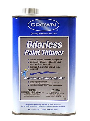 crown-odorless-paint-thinner-quart-can