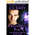 A Dangerous Fury (The Sentinel Demons Book 3)