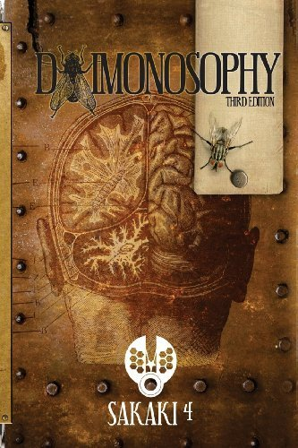 Daimonosophy by Sakaki 4.(November 11, 2013) Paperback