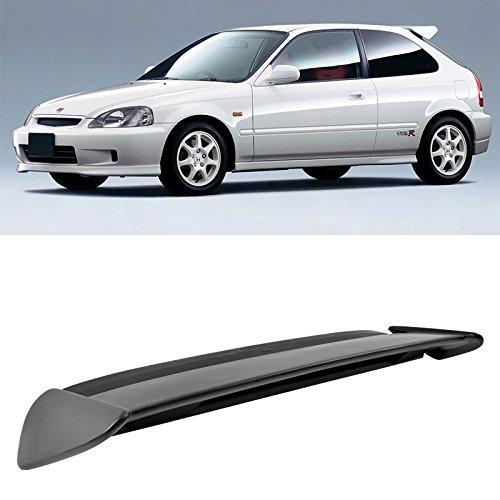 Amazon.com: Honda Civic 3Dr CX DX 96 00 Spoiler Type R Style Rear Wing  Spoiler EK: Automotive