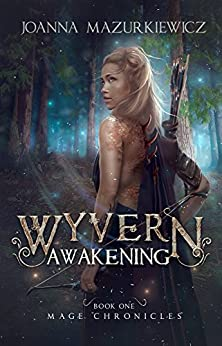 Wyvern Awakening Mage Chronicles 1 ebook product image