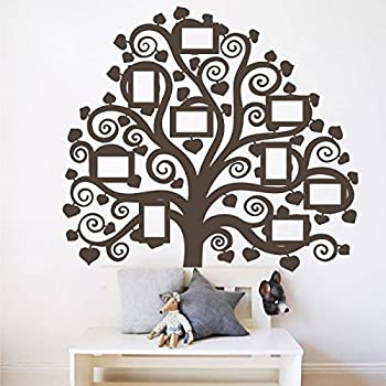 Amazon.com: Giant Family Tree Picture Wall Decal