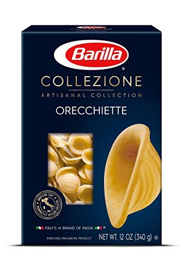 Barilla Collezione Pasta, Orecchiette, 12 Ounce (Dried Pasta)