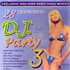 Various artist - 28 non stop d j party 3(indian/hindi/remixes/hit