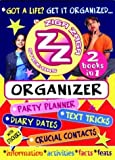 Ziga Zaga Stick Ons Organiser by Young, Jay (2003) Hardcover