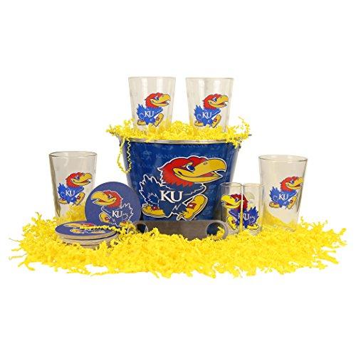 Kansas Jayhawks Party Bucket - 3