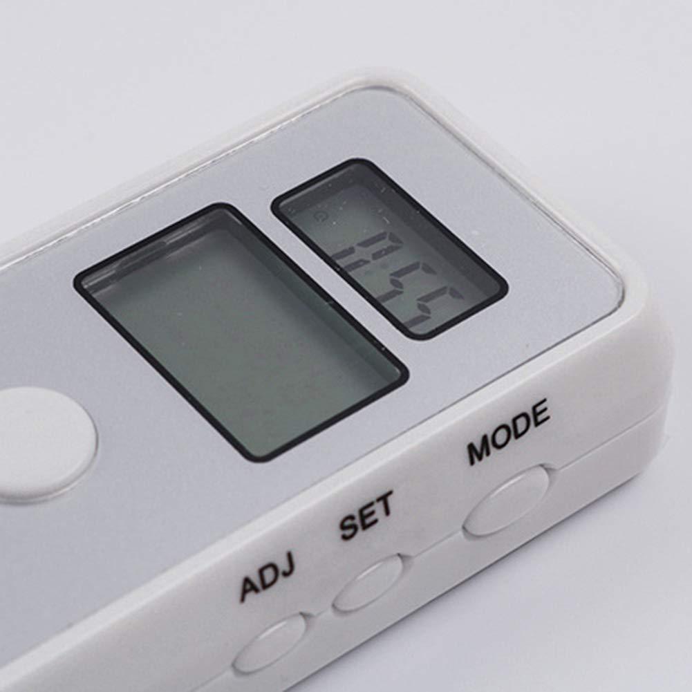 jkbhk Alcohol Tester Analyzer,Digital LCD Police Breathalyzer Breath Test Alcohol Tester Analyzer Detector