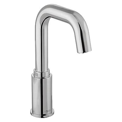 American estándar 2064.142 Serin solo agujero electrónico grifo de baño,