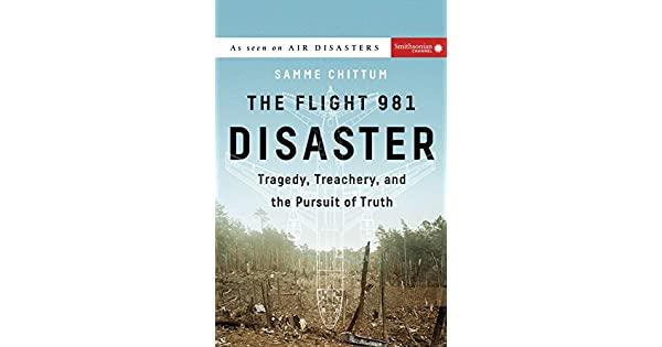 Amazon.com: The Flight 981 Disaster: Tragedy, Treachery, and ...