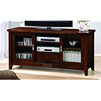 Coaster Home Furnishings Transitional TV Console, Walnut