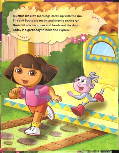 My Busy Books Dora Explorer Where Is Tico