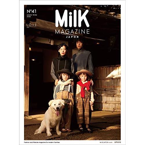 ミルクジャポン 表紙画像
