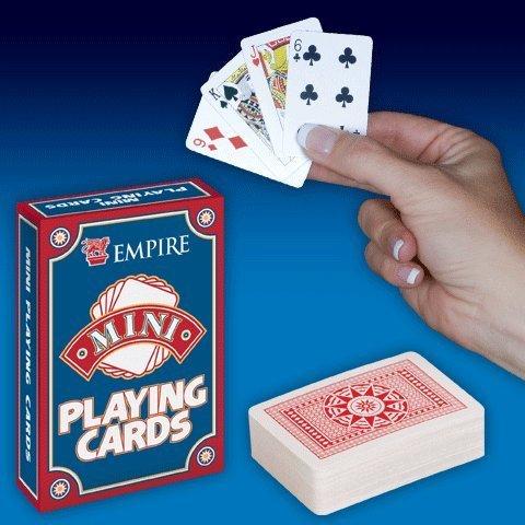 Mini Playing Cards Pokerゲームおもちゃカード付