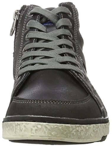 TOM Schwarz Hohe Herren Black TAILOR 3781404 Sneaker 4wHr4qX