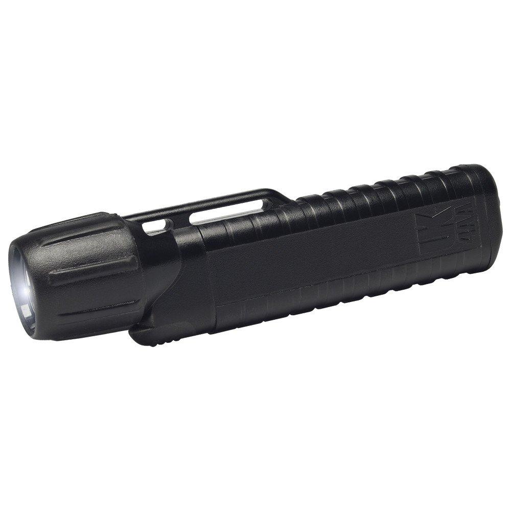 UK Lights Helmlampe 4AA eLED CPO schwarz 14444 ES//Frontschalter