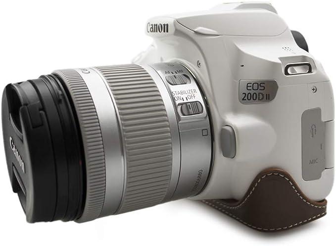 Kinokoo Kameratasche Pu Leder Cover Kompatibel Für Kamera