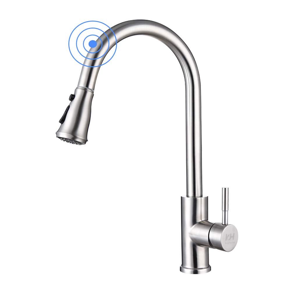 Motion Sensor Kitchen Faucet Reviews Moen Motionsense ...