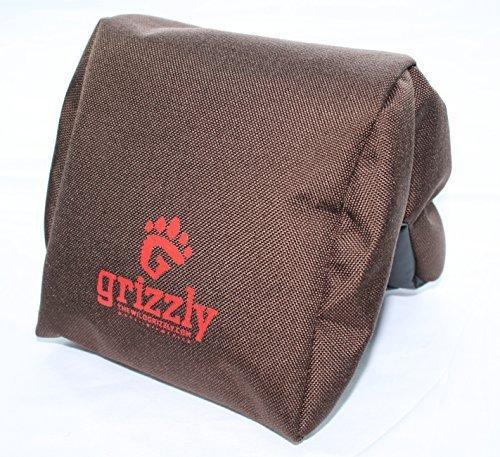 Grizzly Camera Bean Bag (Medium-Dark Brown), Photography & Video Bean Bag, Camera Support, Camera Sandbag, Spotting Scope Support, Birders Bean Bag, Tripod, African Safari, Photography Tours.