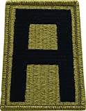 united 1st - 1st United States Army Patch (Scorpion OCP MultiCam with Fastener)