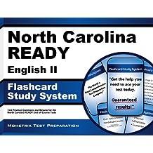 North Carolina READY English II Flashcard Study System: North Carolina READY Test Practice Questions & Exam Review...