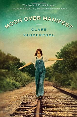 book cover of Moon Over Manifest