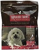 Superior Farms Pet Provisions Treat Venison Lung Itty Bit, 3 oz