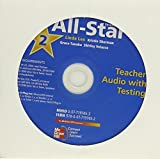img - for All Star Level 2 Teacher Audio with Testing MP3 Format book / textbook / text book