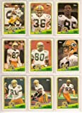 Green Bay Packers 1988 Topps Team Set