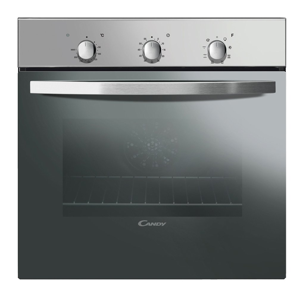 Candy FLE0502/6X - ovens (Built-in, Stainless steel, Rotary ...