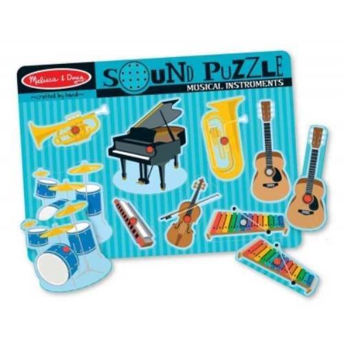 Musical Instruments Sound: 8 Pieces ()