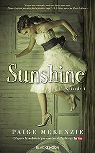 Sunshine, tome 1 par McKenzie