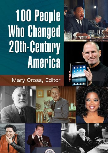 100 People Who Changed 20th-Century America Pdf