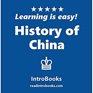 History of China Audiobook