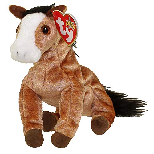 Ty Beanie Babies Oats the Horse Retired