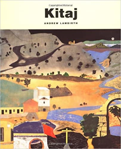 Book Kitaj (Contemporary Artists)