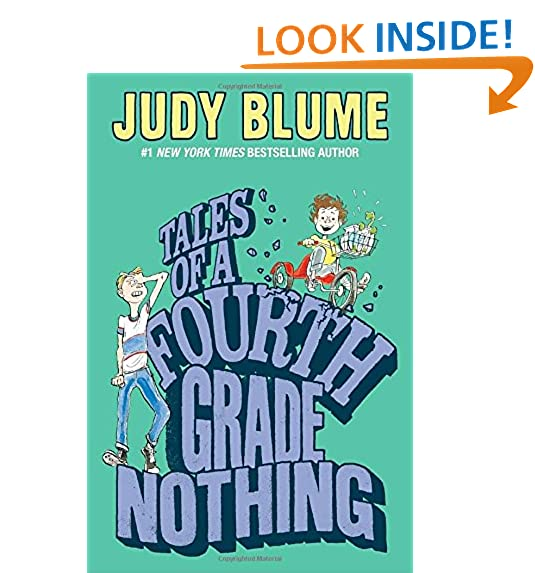 4th grade chapter book amazon tales of a fourth grade nothing fandeluxe Gallery