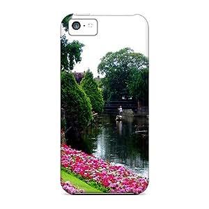 Premium Durable Canterbury Fashion Tpu Iphone 5c Protective Case Cover