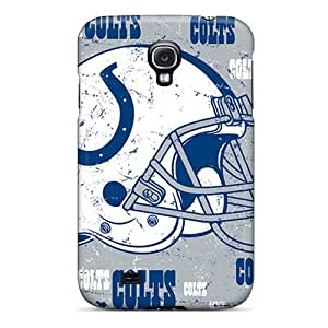 For Busttermobile168 Galaxy Protective Cases, High Quality For Galaxy S4 Indianapolis Colts Skin Cases Covers Black Friday